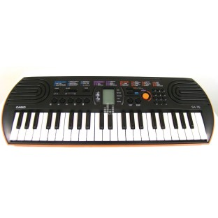Casio® 44-Key Mini Musical Keyboard - Image 1 of 2