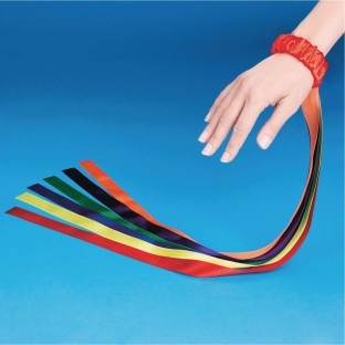 Wrist Ribbons (Pack of 12) - Image 1 of 3