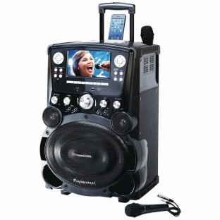 Professional DVD/CDG/MP3G Karaoke Player - Image 1 of 1