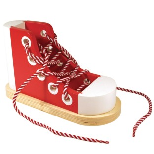 Melissa & Doug® Lacing Sneaker - Image 1 of 1