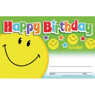 Birthday Awards (Pack of 30) - Image 1 of 1