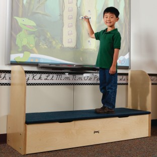 iRise™ Deluxe Interactive Whiteboard Step - Image 1 of 2