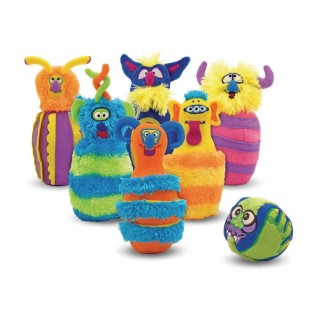 Melissa & Doug® Monster Bowling Set - Image 1 of 1