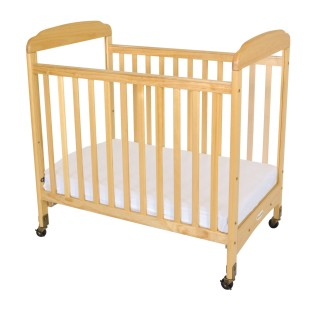 Serenity™ Compact Fixed Side Crib,  - Image 1 of 1
