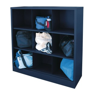 Cubby Storage Organizer, 9 Sections - Image 1 of 1