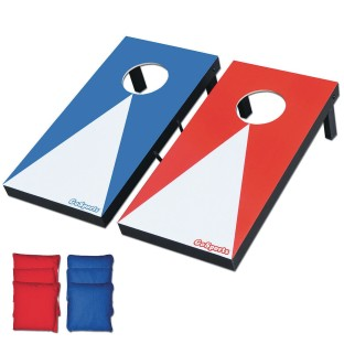 Junior Corn Hole Toss Game Set - Image 1 of 2