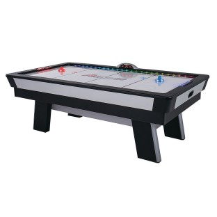"Escalade Atomic Top Shelf 90"" Air Hockey Table - Image 1 of 6"