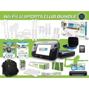Wii™ Fit U Sports Club Pack - Image 1 of 1