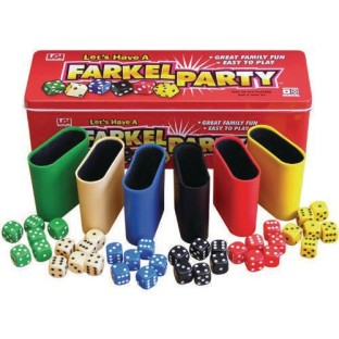 Let's Have A Farkel Party Game - Image 1 of 1