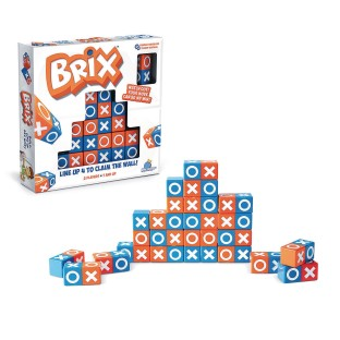 Brix Stacking 4 In A Row Game - Image 1 of 4