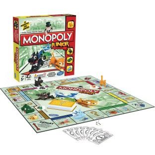 Monopoly® Junior - Image 1 of 3