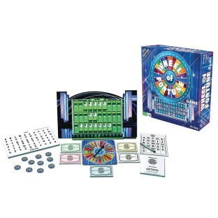 Wheel of Fortune Game - 4th Edition - Image 1 of 3