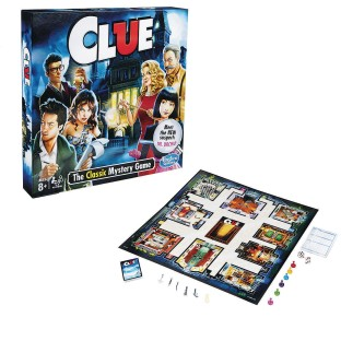 Clue® Game - Image 1 of 2
