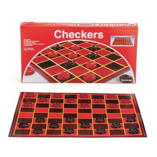 Checkers Game - Image 1 of 2