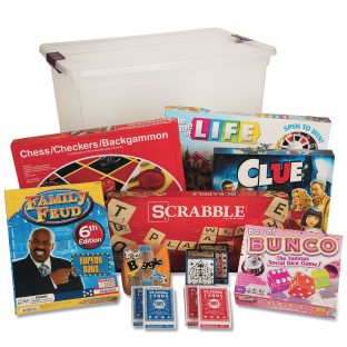Classic Games Easy Pack in a Tub - Image 1 of 2