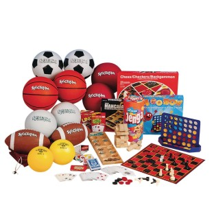 Ball and Game Easy Pack - Image 1 of 1