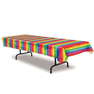 Tie-Dye Tablecloth - Image 1 of 1