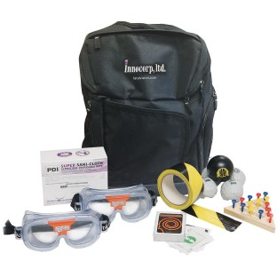 Fatal Vision® Concussion Goggle Program Kit - Image 1 of 1