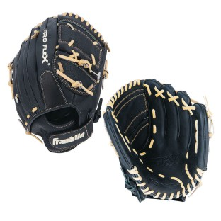 "Franklin® Pro Flex® Hybrid Baseball Glove, 12-1/2"" - Image 1 of 4"
