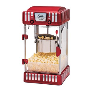 Tabletop Kettle Popcorn Popper - Image 1 of 5