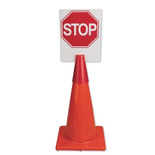 Cone Topper Street Sign Board Inserts (Set of 6) - Image 1 of 2