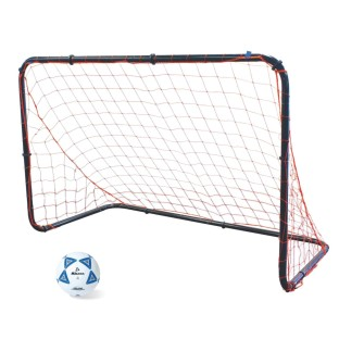 Portable Steel Soccer Goal, 6' x 4' - Image 1 of 5