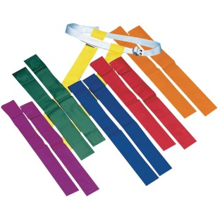 Spectrum™ Flag Football Sets (Set of 12) - Image 1 of 2