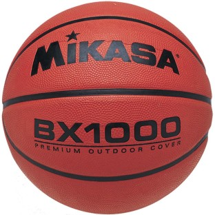 Mikasa® Rubber Basketball - Image 1 of 2