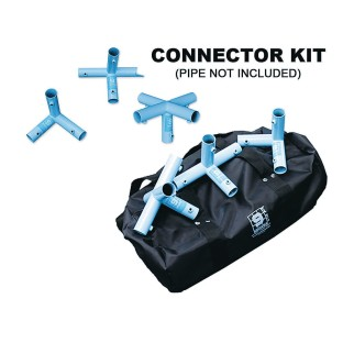 9 Square In The Air Connectors Set - Image 1 of 2