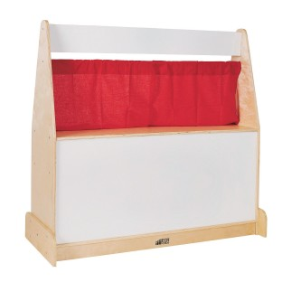 Puppet Theater with Dry Erase Board - Image 1 of 5