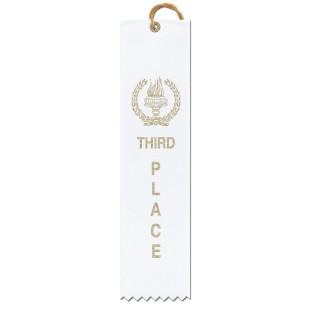 Award Ribbons Third Place (Pack of 50) - Image 1 of 1