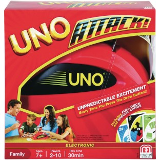 Uno® Attack Card Game - Image 1 of 1