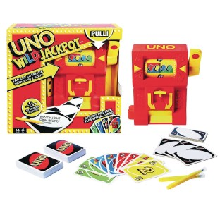 Uno® Wild Jackpot Game - Image 1 of 3