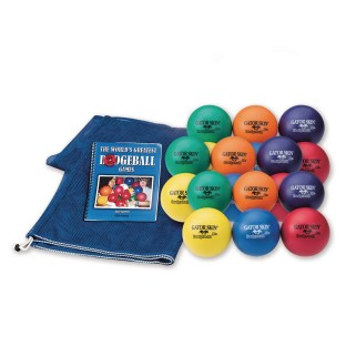 Gator Skin® Early Elementary School Dodgeball Easy Pack - Image 1 of 1