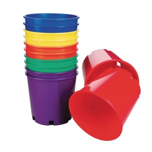 Large Stacking Buckets (Set of 12) - Image 1 of 3