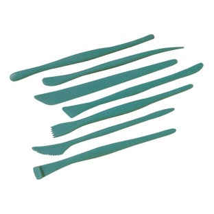 Modeling Tools (Pack of 7) - Image 1 of 1