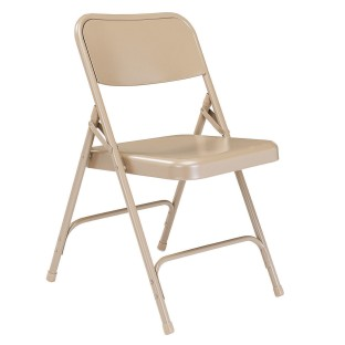 NPS® 200 Series Premium Folding Chair Value Pack (Pack of 4) - Image 1 of 5