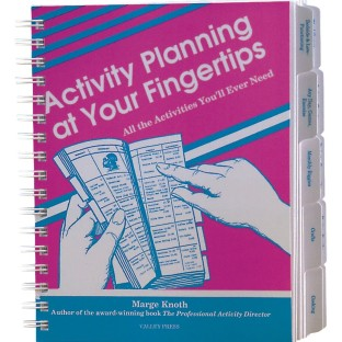 Activity Planning at Your Fingertips Book - Image 1 of 1