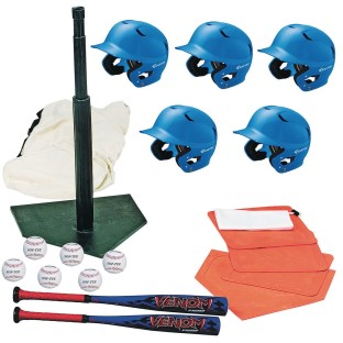 T-Ball Starter Pack with Helmets - Image 1 of 1