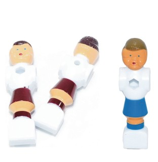 Replacement Foosball Men - Image 1 of 2