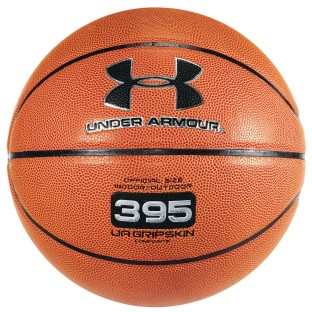 Under Armour® 395 Indoor/Outdoor Composite Basketballs - Image 1 of 1