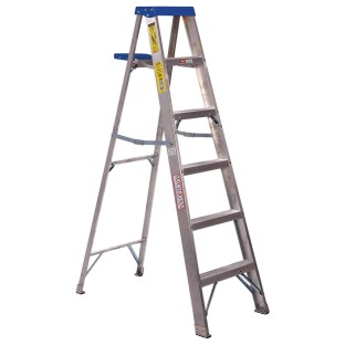 Aluminum Step Ladders Type 1 - Image 1 of 2