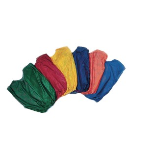 Spectrum™ Nylon Mesh Pinnies, Youth Size (Pack of 12) - Image 1 of 1