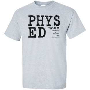 PE Definition T-Shirt - Image 1 of 1