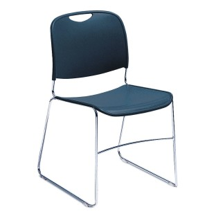 National Public Seating® 8500 Series Ultra Compact Plastic Seating - Image 1 of 4