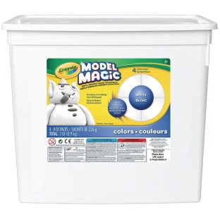 Crayola® Model Magic® Modeling Compound 2-lbs. - White - Image 1 of 1