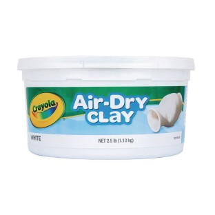 Crayola® Air-Dry Clay, 2.5-lb bucket - Image 1 of 2