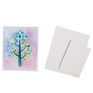 Watercolor Paper Panels (Pack of 12) - Image 1 of 1