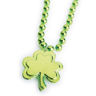 Shamrock Necklaces (Pack of 12) - Image 1 of 6