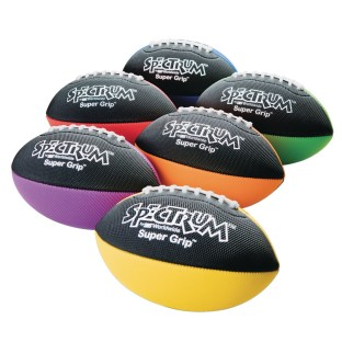 Spectrum™ Youth Football Set (Set of 6) - Image 1 of 2